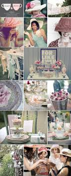 Bridal shower theme!! Vintage tea party/brunch with big fancy hats!! |  Someday Soon! | Pinterest | Vintage tea parties, Fancy hats and Bridal  showers
