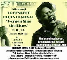 the greenbelt blues festival