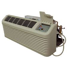 Ge Ptac Heat Pump Packaged Terminal Air Conditioners Air Conditioners The Home Depot
