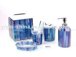 mosaic bathroom accessories aqua mosaic bathroom accessories ed glass bathroom accessory sets aqua sparkle mosaic bathroom