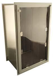 wall mount dog door