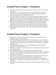 animal farm conclusion essay five page essay nirvanaessaypage g  animal farm chapter summary