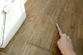 remove tile grout from floor best of removing grout haze the easy way chris loves julia