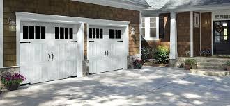 carriage house garage doors classica