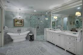 bathroom design. Fine Design Beach Style Bathroom Room With White And Gray Marble On Bathroom Design L