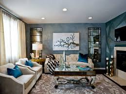 living room wall decoration ideas home ideas living room stylish blue walls blue and brown
