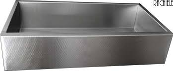 large stainless steel sink. Stainless Steel Farmhouse Workstation Sink In Large
