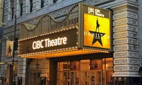 Chicagos Cibc Theatre Seat Map And Venue Information