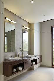 vanity lighting ideas. Traditional And Contemporary Design Blend Seamlessly In The Lynk 24 Bath Light From LBL Lighting. Vanity Lighting Ideas