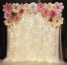 Paper Flower Backdrop Rental Toronto Flower Wall Rentals Custom Paper Flowers Made By