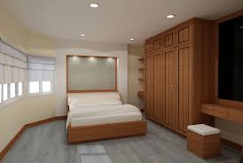 Extraordinary Bedroom With Classy Wood Closet Furniture With - Cabinets bedroom