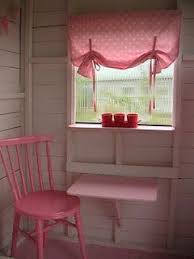 playhouse furniture ideas. spray paint old chairs also fold down table to save room playhouse furniture ideas
