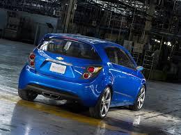 Chevrolet Aveo RS : 2011 | Cartype