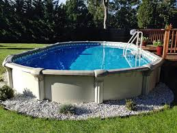 In ground pools Contemporary Customer Spotlight Thomas T 10 Signature Rtl Above Ground Pool Pool Works Inc How To Purchase An Above Ground Pool The Pool Factory
