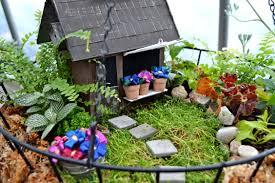 Small Picture Modren Fairy Garden Miniatures The Adirondacks I For Design Decorating