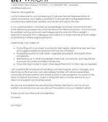Patient Service Representative Cover Letter Recent Posts Client