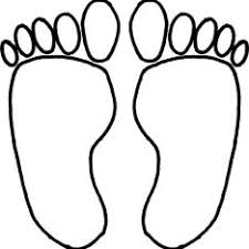 Small Picture Feet Coloring Pages Free Coloring Pages Ideas