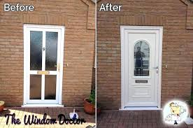 replace window glass replace window with door replacement u door in cream replace driver door window