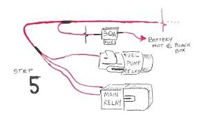 1995 subaru legacy radio wiring diagram 3 harness step 5 splice ls1 fuel pump relay wiring diagram 1995 subaru legacy radio wiring diagram 3 harness step 5 splice large yellow wires from ignition