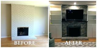 fireplace update ideas update brick fireplace ideas fireplace makeovers on a budget fireplace makeover air stone fireplace update ideas