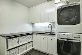 diy laundry cabinets laundry basket cabinet design laundry basket laundry room with under cabinet lighting white diy laundry