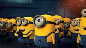 Cartoon Film Despicable Me Film Review Hollywood Reporter
