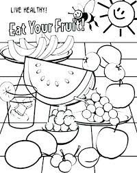 Cute Coloring Pages Of Food Food Coloring Pages Maracas Coloring