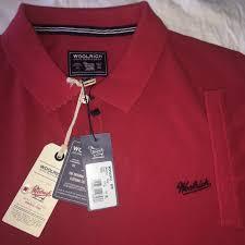 Woolrich John Rich Bros Gracious Polo Us L Eu Xl Nwt
