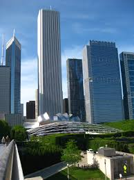 unique architectural buildings. Beautiful Unique Virginia Duran Blog Chicago Best Buildings For Architects  Aon Center By  Edward Durell Stone On Unique Architectural