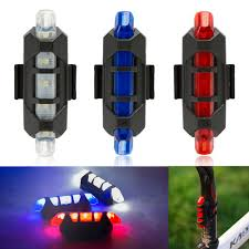 GACIRON Road <b>Bike Bicycle</b> Waterproof Riding Rear Taillight Mini ...