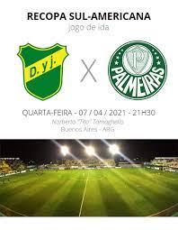 Defensa y Justicia x Palmeiras: veja escalações, desfalques e arbitragem |  palmeiras