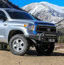 toytec lifts tundra in the mounns snow january 2017