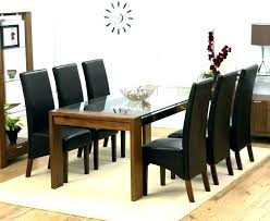 round dining table with 6 chairs dining table set for 6 round dining tables for 6