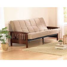 Atherton Home Taylor Convertible Futon Sofa Bed  Walmart With Regard To  Convertible Futon Sofa Beds