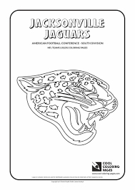 Cool Coloring Pages Nfl American Football Clubs Logos National At