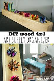 4x4 Wood Crafts 278 Best Wood Crafts Images On Pinterest