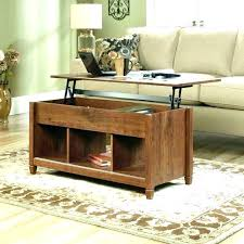 sauder coffee and end tables coffee table forge lift top coffee table cherry lift top coffee