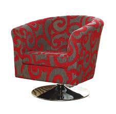 accent chairs for cheap. Furniture: Captivating Red Floral Cheap Accent Swivel Chair Ideas - Chairs Mississauga For