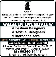 Fashion Designers Job In Surat Fashion Timesascent Com