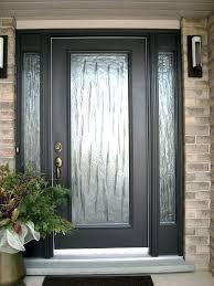 glass door panels for exterior door front doors with glass panels double panel interior wooden exterior