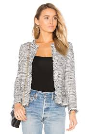 rebecca taylor boucle tweed jacket black chalk womens rebecca taylor black and white dress
