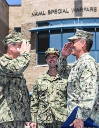 Naval Special Warfare Command Holds Change Of Command