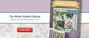 Your Favorite Online Quilt Shop! | Keepsake Quilting & ... Quilt Kits · Spring Lookbook · Winter Update 2018 Adamdwight.com