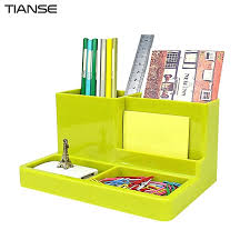 desk cute office desk accessories uk tianse ts 1401 multifunctional plastic office organizer fashion lovely