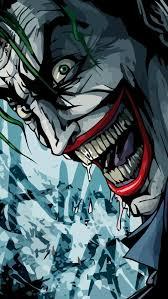 the joker smiling wallpaper