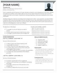 Receptionist Objective Resume Resume Receptionist Junior Sample