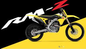 2018 suzuki rmz 250. delighful 250 2017 suzukis rmz250450 drzs and dual sport to 2018 suzuki rmz 250 i
