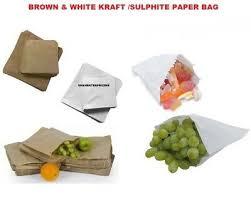 """Transport & Logistik 500 7"""" x 9"""" Brown Kraft <b>Strung Sweet</b> Food Fruit ..."""