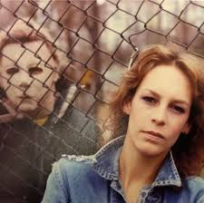 Laurie Strode And Her Infamous Brother Michael Myers.