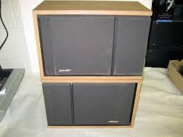 bose 201 series iii. set of 2 bose 201 series iii main way stereo speakers direct reflecting 0